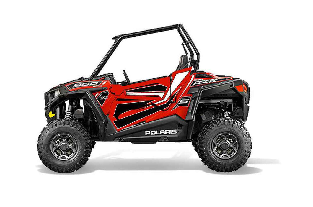 UTV Doors 2015 RZR-S 900 Havasu Red