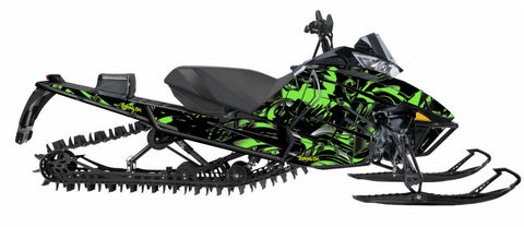 Aero Arctic Cat Proclimb sled wrap kit from Toyskinz.