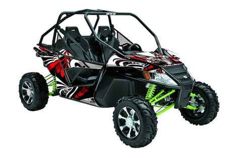 Aztec UTV Wrap Arctic Cat Wildcat