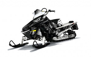 Black Ops sled wrap for Polaris RMK Pro from Toyskinz.