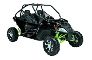 Black Ops UTV Wrap Arctic Cat Wildcat Sport