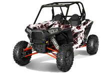 Broken UTV Wrap for Polaris RZR xp1000 xp4 xp900 from Toyskinz.