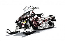 Broken sled wrap for Polaris RMK Pro from Toyskinz.