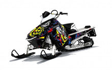 Bugz sled wrap for Polaris RMK Pro from Toyskinz.