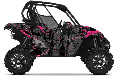 Bushwackt UTV Wrap for Can-Am Maverick and Maverick Max from Toyskinz.