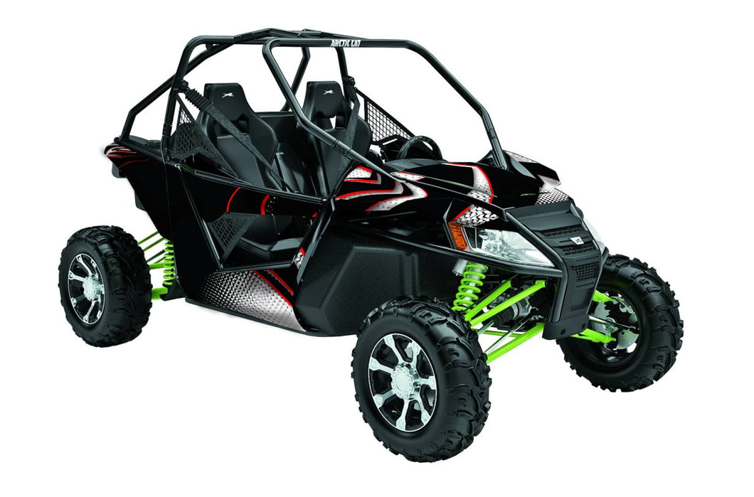 Cykle UTV Wrap for Arctic Cat Wildcat from Toyskinz.