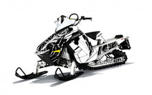 Destroyer sled wrap for Polaris RMK Pro from Toyskinz.