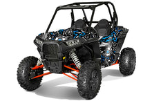 Dirty UTV Wrap for Polaris RZR, rzr570, XP900, xp1000 and xp4 from Toyskinz.