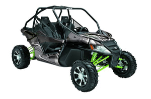 EXB UTV Wrap for Arctic Cat Wildcat from Toyskinz.