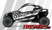 Flagster UTV Wrap Can-Am Maverick X3