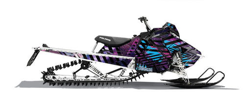 Galaxy Sled Wrap for Polaris Axys