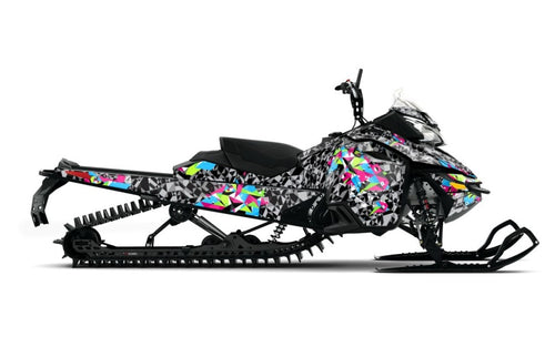 Giga sled wrap for skidoo xm from Toyskinz.
