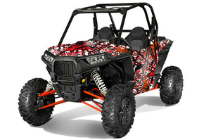 Nixon UTV Wrap Polaris RZR from Toyskinz.