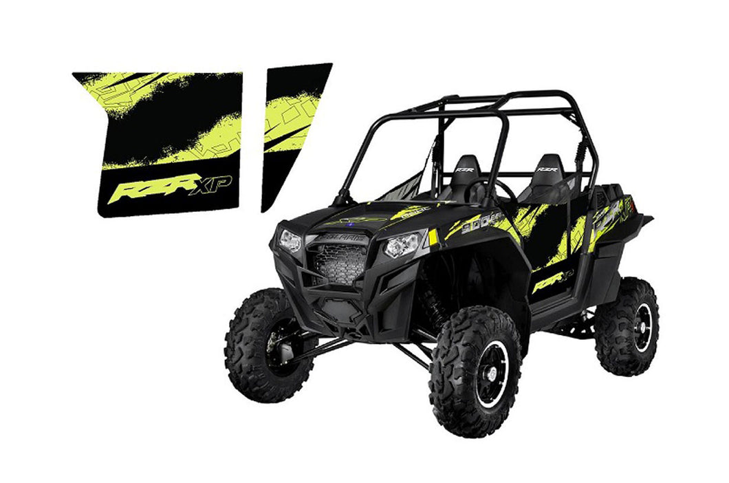 Stealth UTV doors for Polaris RZR