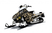 America sled wrap for Polaris RMK Pro from Toyskinz.