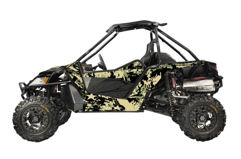 America UTV Wrap Arctic Cat Wildcat