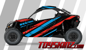 Amo UTV Wrap Can-Am Maverick X3