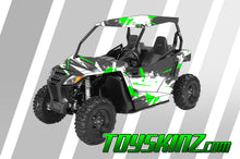 Blasted UTV Arctic Cat Wildcat Trail & Sport