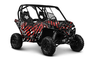 Blitz UTV Wrap for Can-Am Maverick