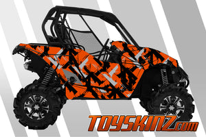 Cortex UTV Wrap Can-Am Original Maverick