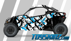 Cortex UTV Wrap Can-Am Maverick X3