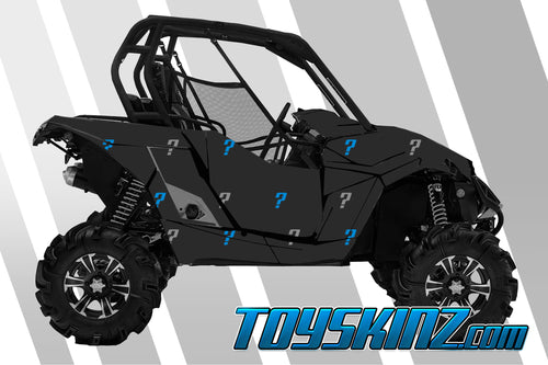 Custom UTV Wrap Can-Am Original Maverick