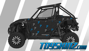 Custom Design UTV Honda Talon