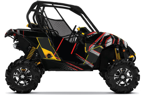 Cykle UTV Wrap for Can-Am Maverick and Maverick Max from Toyskinz.