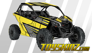 Diamondback UTV Wrap Can-Am Maverick X3