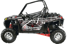 Destroyer UTV Wrap Polaris RzR XC and RzR S