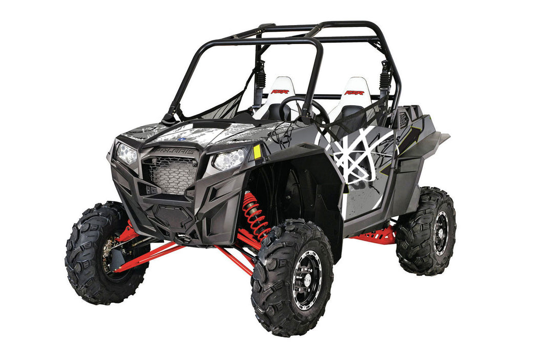 Copy of EXB UTV Wrap for Polaris RZR, rzr570, XP,xp900, xp1000, xp4 from Toyskinz.