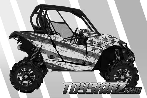 Flagster UTV Wrap Can-Am Original Maverick