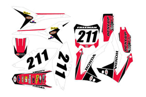 freeman dirt bike wrap kit for honda from toyskinz.