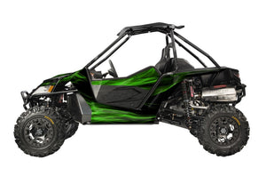 Glow UTV wrap for Arctic Cat Wildcat Trail