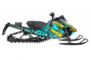 Gonzo Sled Wrap for Arctic Cat Proclimb