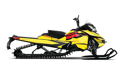 Hijinx sled wrap for skidoo xm from Toyskinz.