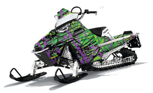 Jungle Sled Wrap for Polaris Pro RMK