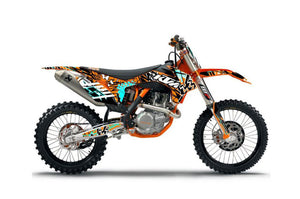 RIPT Dirt Bike Wrap for KTM