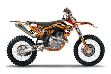 Urban Dirt Bike Wrap for KTM