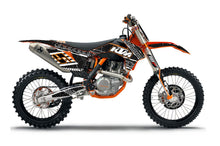 ZSUIT Dirt Bike Wrap for KTM