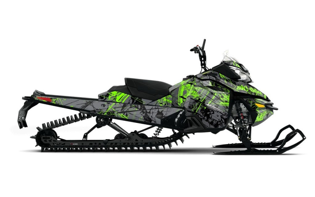 Lims Sled Wrap for Ski-Doo XM