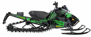 Machete Sled Wrap for Arctic Cat Proclimb