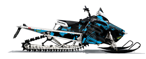 Machete Sled Wrap for Polaris Pro RMK