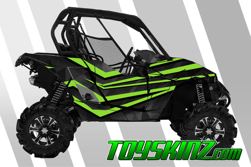 Mantra UTV Wrap Can-Am Original Maverick