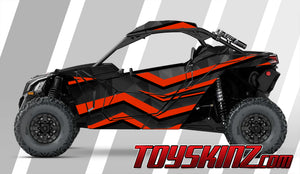 Mantra UTV Wrap Can-Am Maverick X3