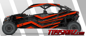 Mantra UTV Wrap Can-Am Maverick X3 Max