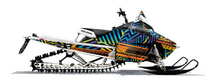 Maze Sled Wrap for Ski-Doo XM