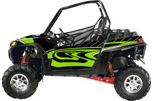 Mirage UTV Wrap Polaris RzR XC and RzR S