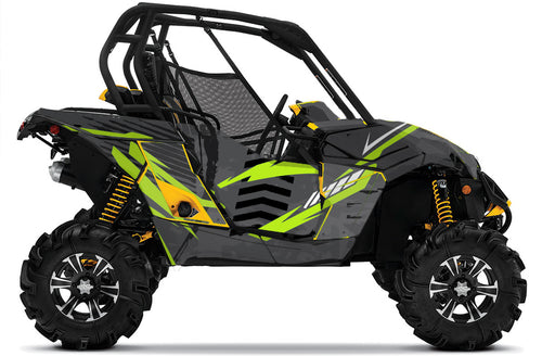 MotoX UTV Wrap Can-Am Maverick