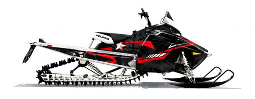 MotoX Sled Wrap for Polaris Pro RMK